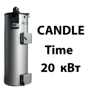 Logo Candle time 20