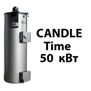 Logo Candle time 50